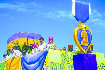 LaPlace Mardi Gras parade to roll early due to severe weather forecast