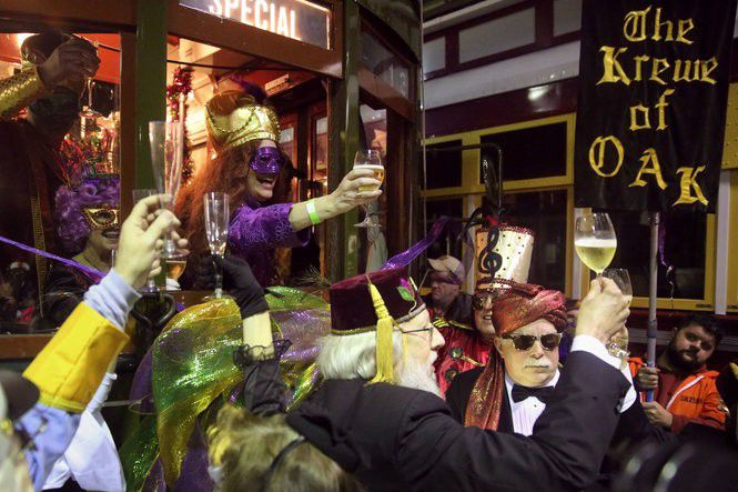 OMG, Mardi Gras season is less than a week away; check out 9 events