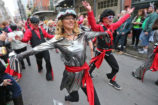 31 marvelous Mardi Gras dance groups ... and counting