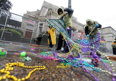 How can we make Mardi Gras greener and cleaner?