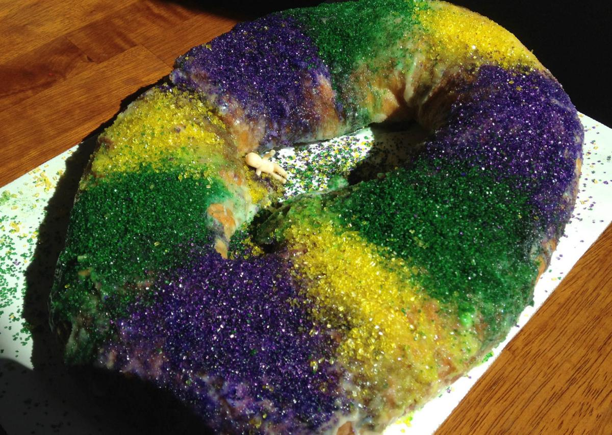 Can you bring king cake on an airplane? TSA says yes, but