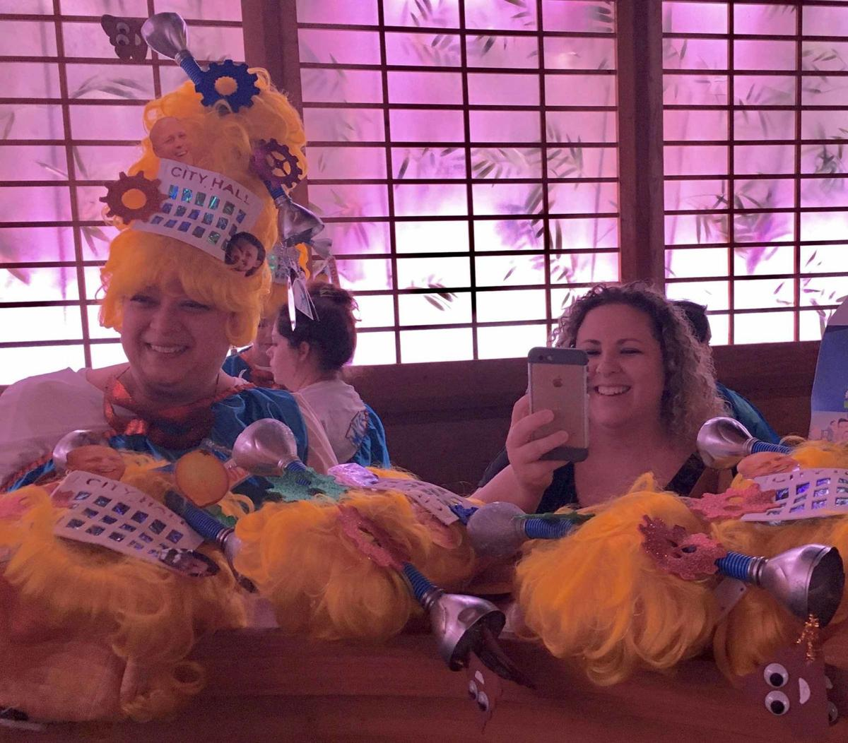 A Muse for a day: 10-year-old survivor honored by Mardi Gras krewe