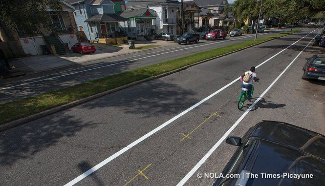 A Mardi Gras bicycle guide for bicyclists (and drivers, too!)