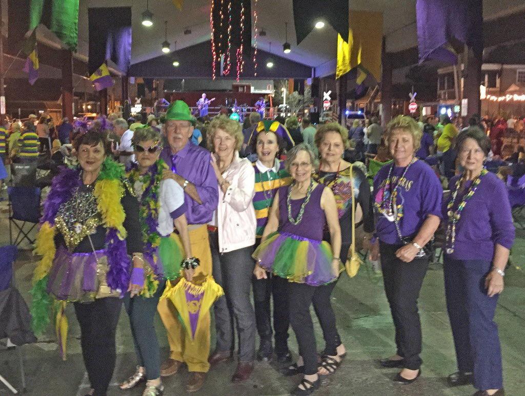 Gretna comes alive on Lundi Gras with 'Grela Celebration'