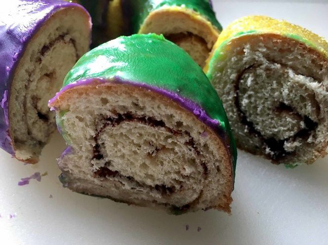 New kings cakes to try for Mardi Gras 2017