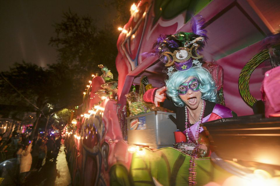 Krewe of Nyx summer parade: Love it or not, here it comes