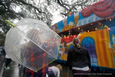 Latest Mardi Gras forecast: No rain, highs in low 50s