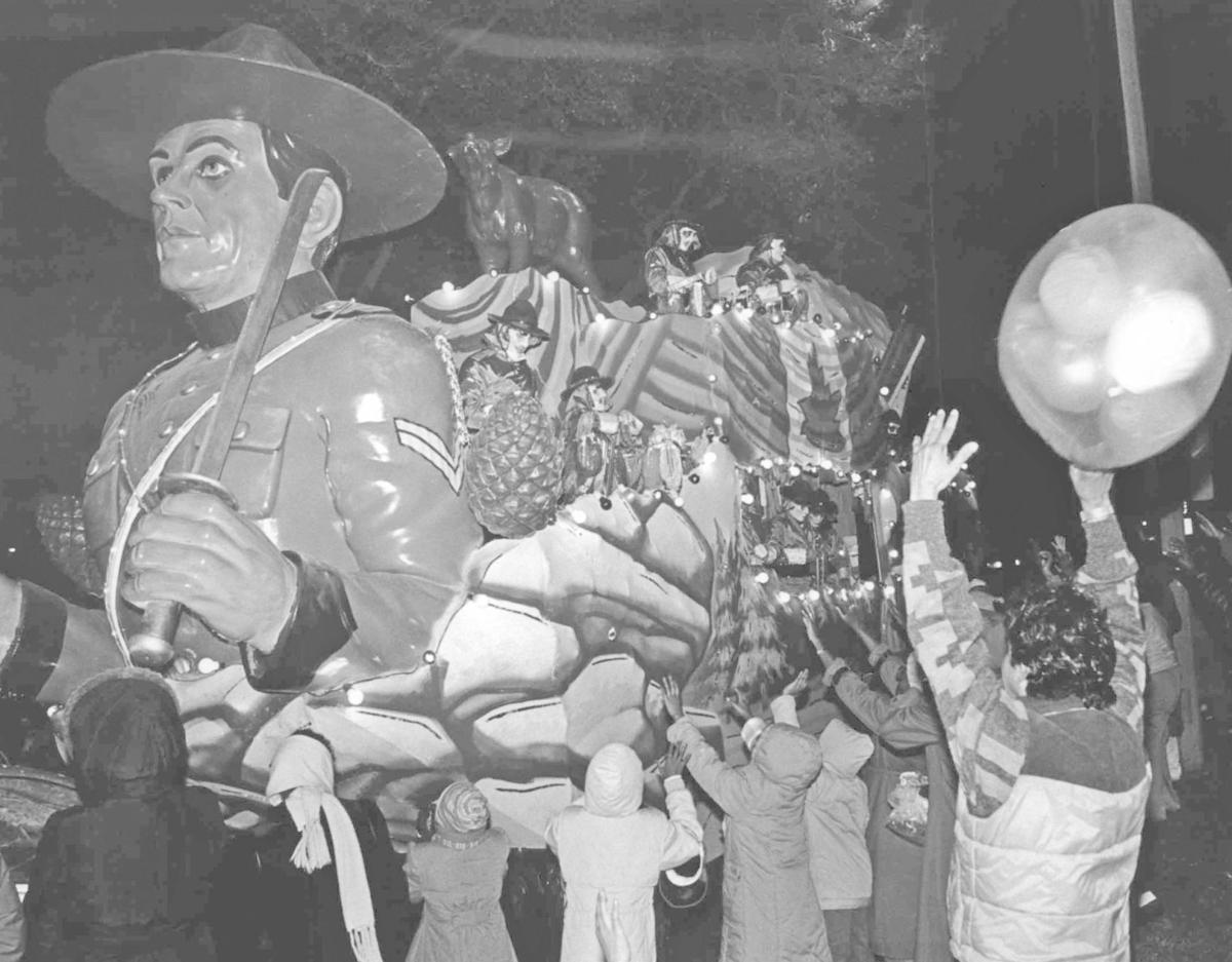 If ever I cease to ride: 30 Mardi Gras parades that ain't there no more