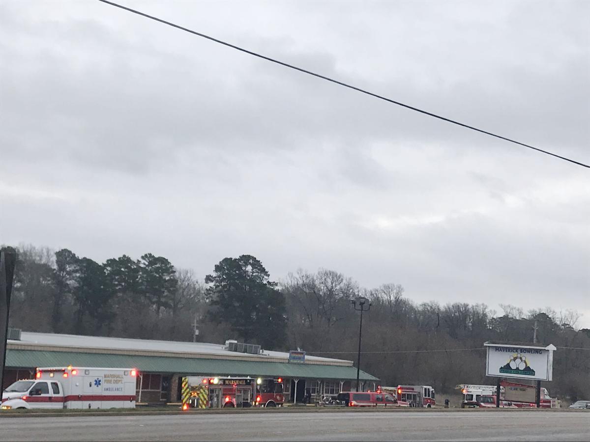 MFD responds to fire at bowling alley | News | marshallnewsmessenger.com