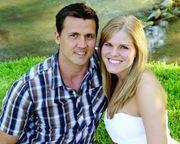 Kara Page and Jacob Whittington