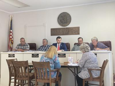 Marion County commissioners court