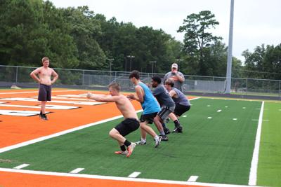 EF workouts