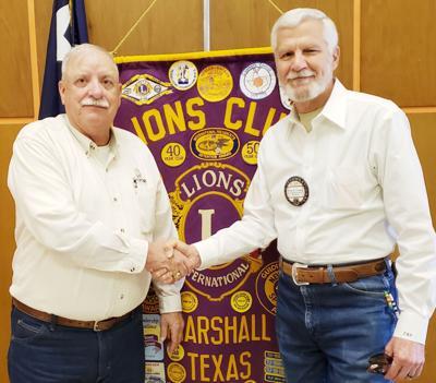 Lions Club Meeting