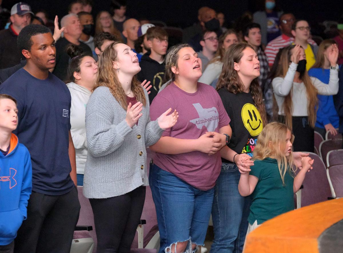 United, Student Led Revival
