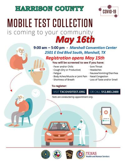 mobile testing team May 16 flyer