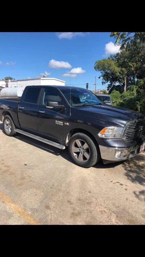 missing man truck