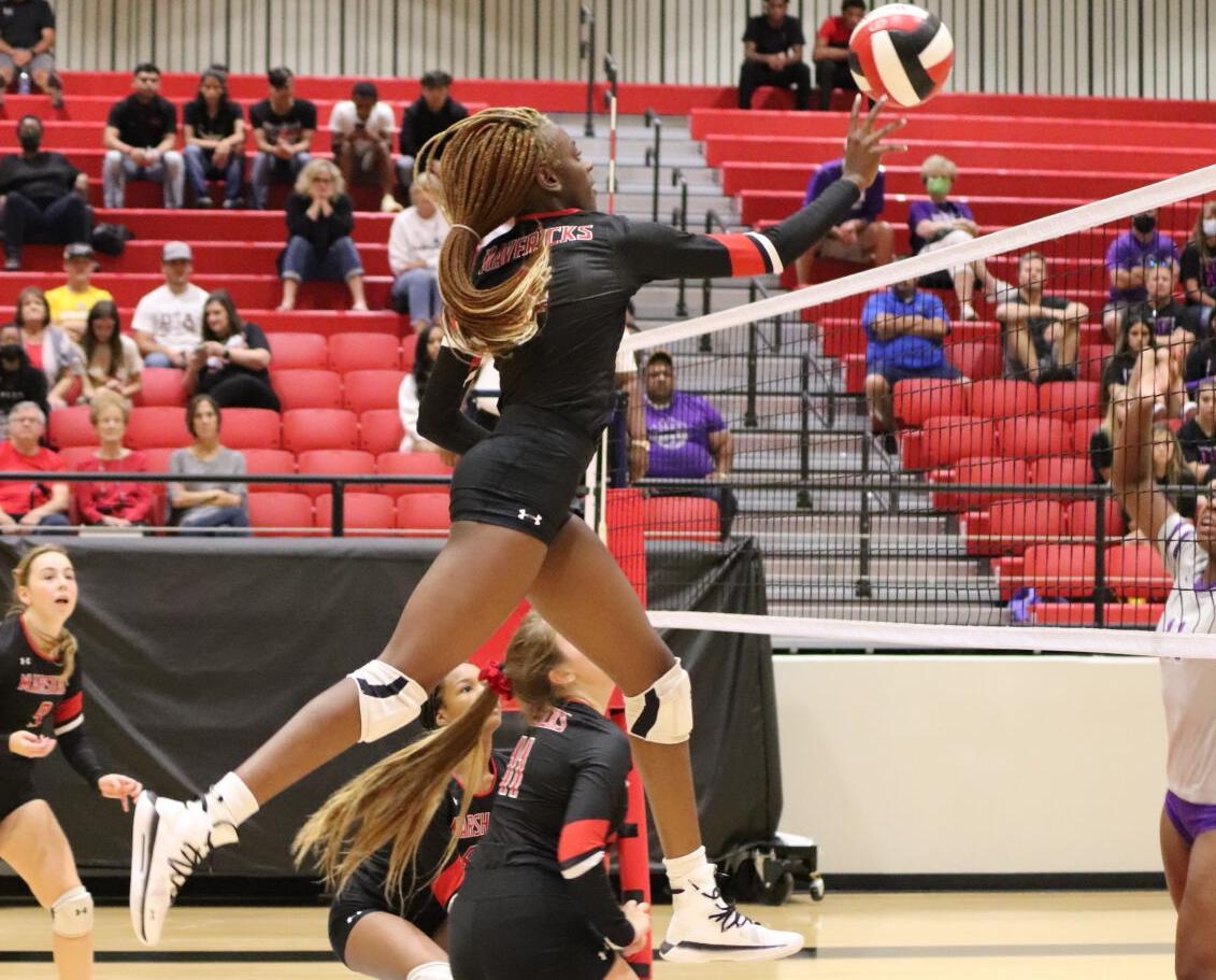 Marshall volleyball 1