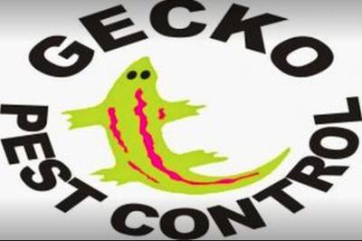 GECKO PEST CONTROL LOGO