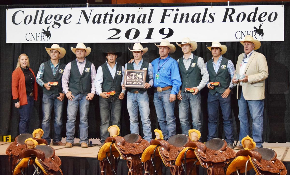 Panola Rodeo Team