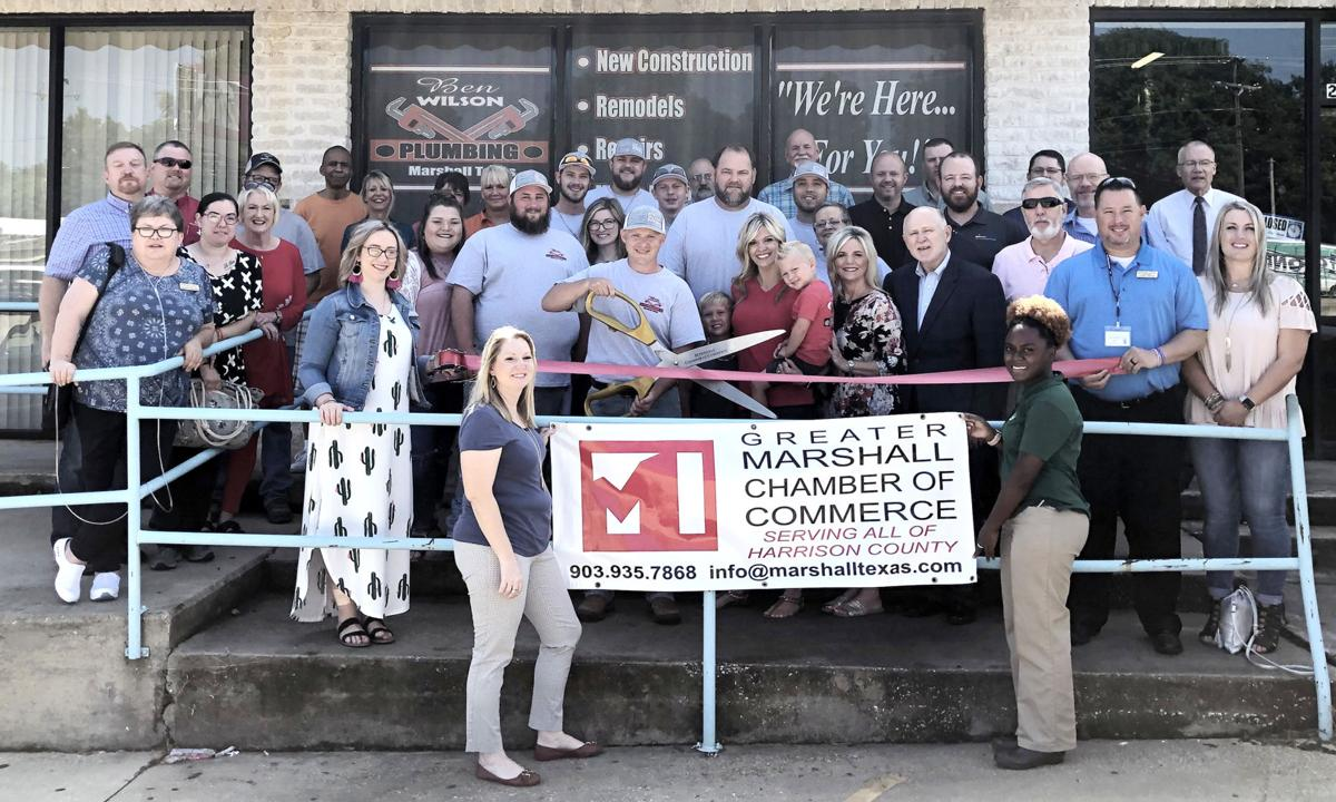 Ribbon Cutting Plumbing