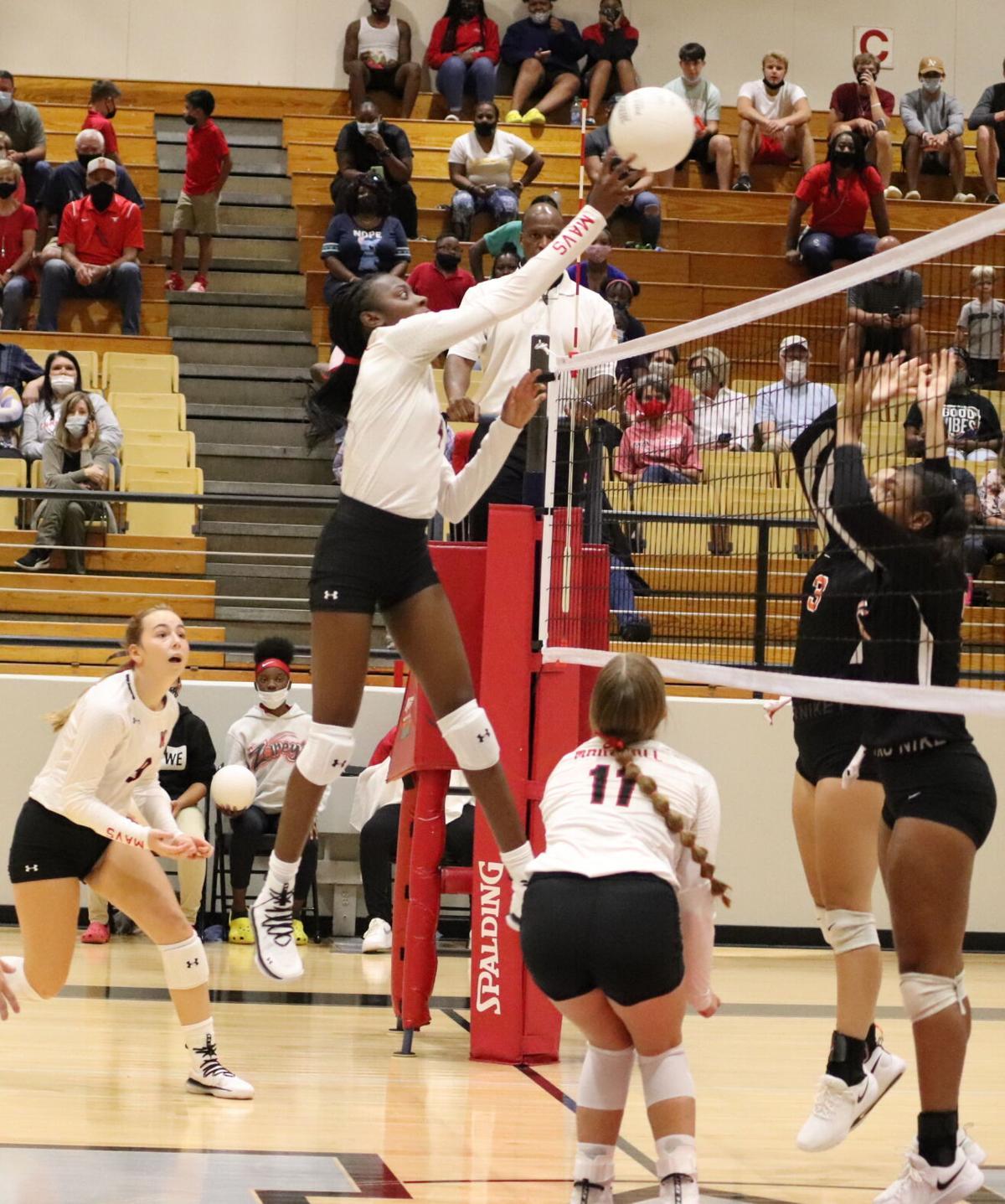 Marshall volleyball 2