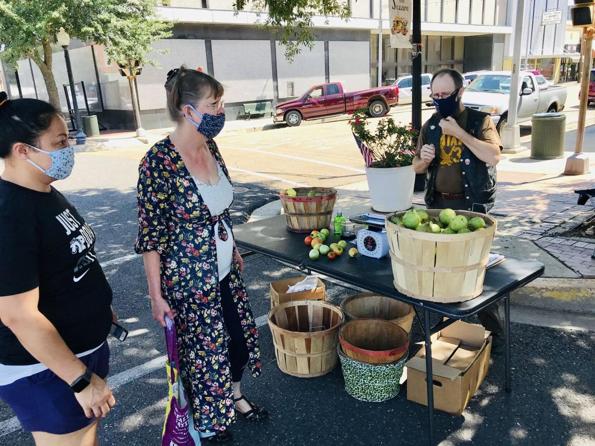 Harrison County Farmers Market sees new vendors