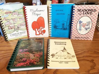 John Moore Cookbooks