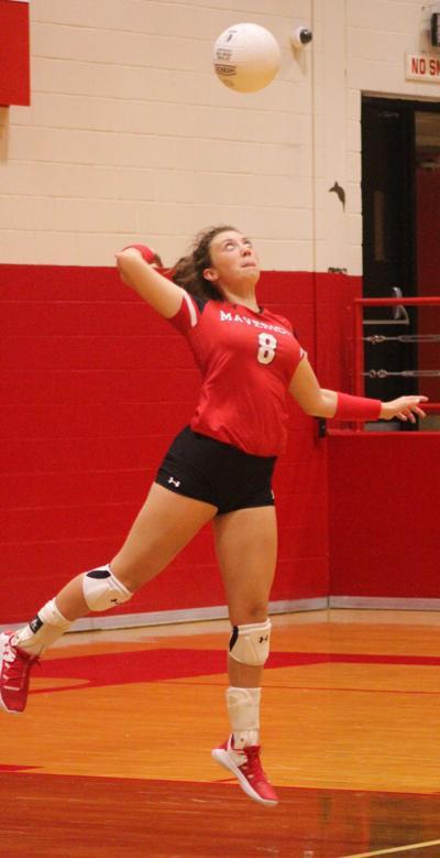 Marshall volleyball