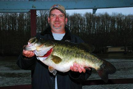 Trophy Bass Sets New Caddo Record Sports Marshallnewsmessenger Com