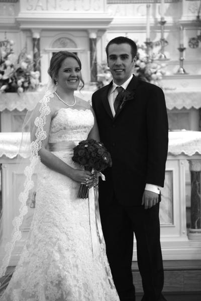 Ben Boeshans and Lindsey Whitis