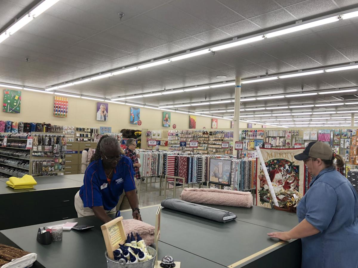 Hobby Lobby Welcomes Large Crowd At Grand Opening