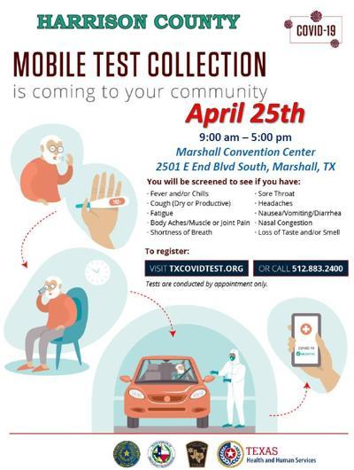 mobile testing center
