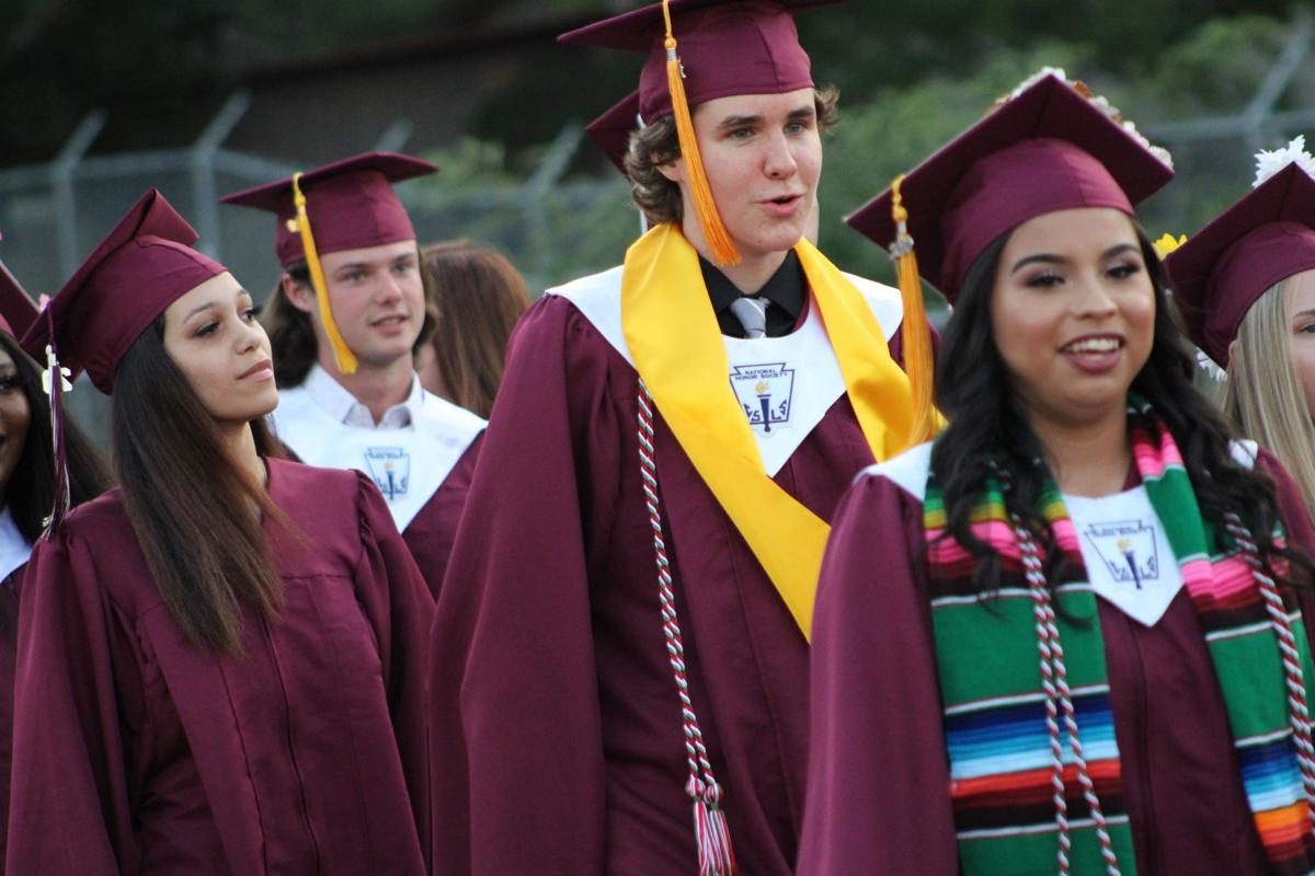 Waskom Graduation