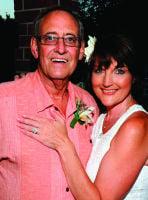 Larry Johnson and Debra Johnson