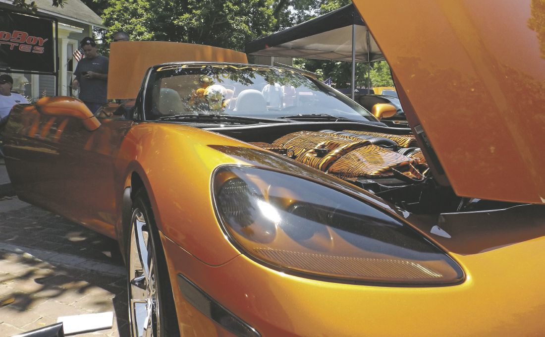 Jefferson car show to benefit fire department on Saturday