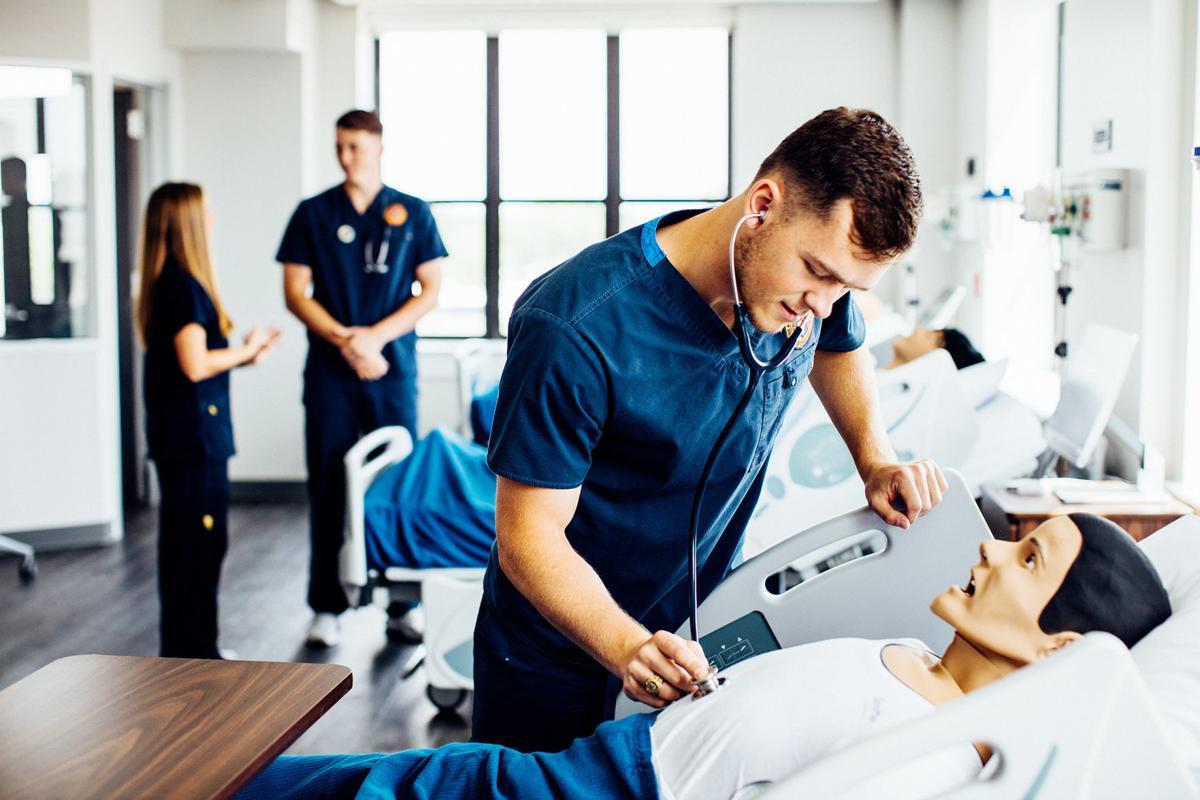 ETBU Nursing 1