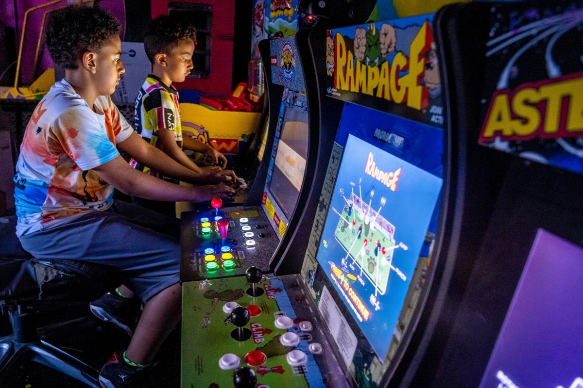 Laffy Happy Arcade