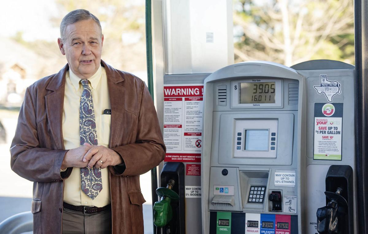 New Texas gas pump stickers aim to cut skimming activity, alert consumers