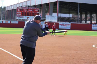 Marshall softball 2