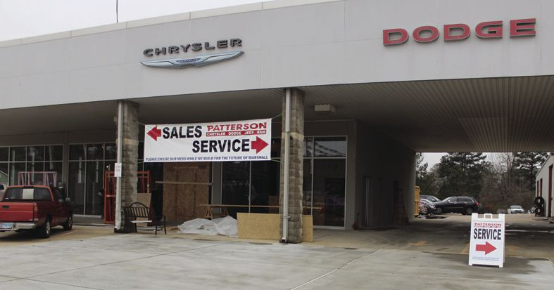 Reinvesting in community: Patterson Chrysler Dodge Jeep Ram ...