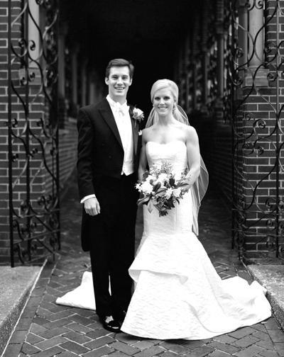 Caroline Hall Dowell and Michael Paul Thompson