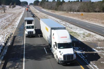 DPS warns of eastbound I-20 delays near Louisiana border as