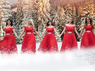 Celtic Angels Christmas 2021 Tour Celtic Angels Christmas Show Tickets Running Out News Marshallnewsmessenger Com