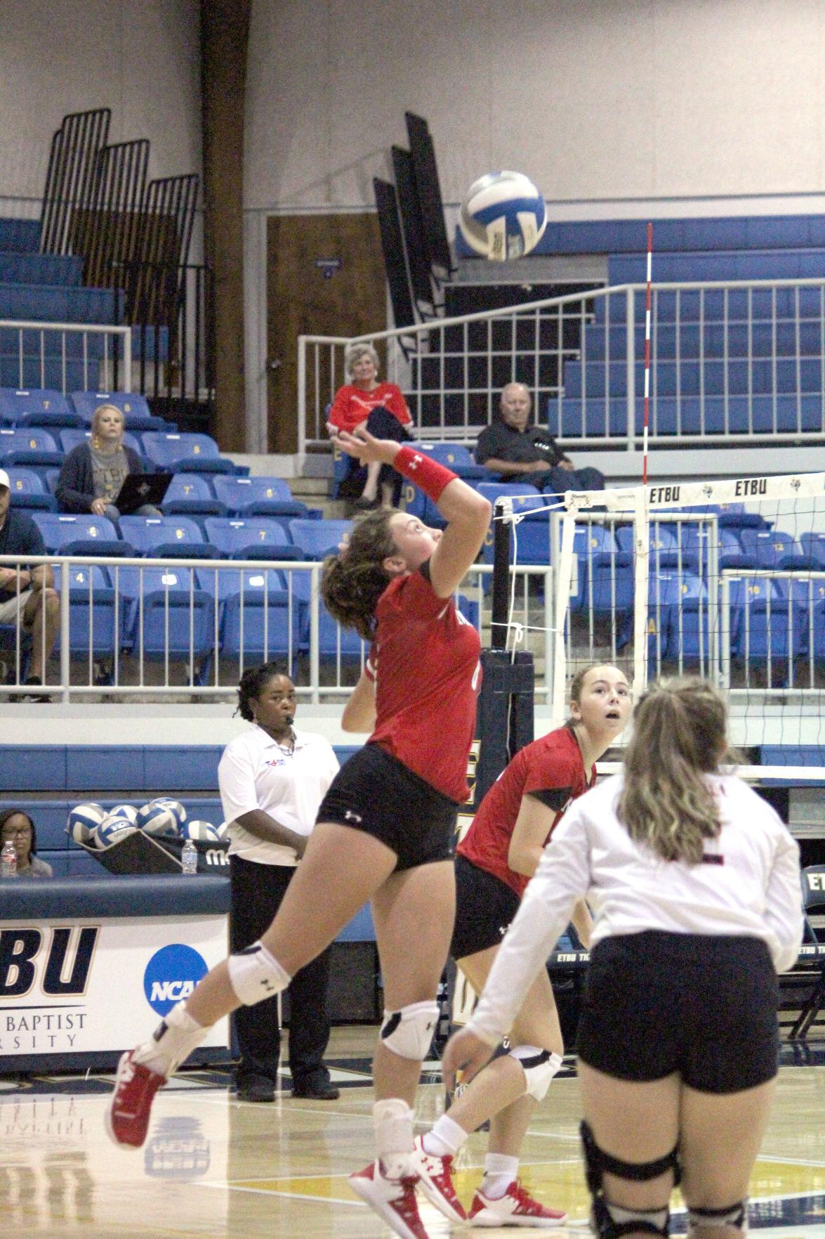Lady Mavs volleyball