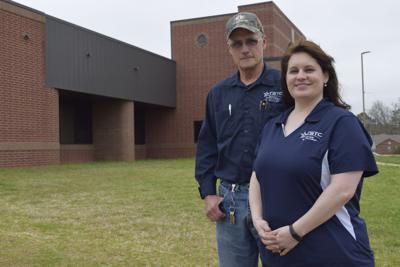 TSTC Marshall employees recognized with statewide award