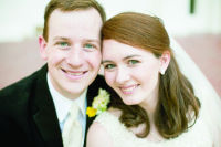 Megan Sudderth and Stephen Gilstrap