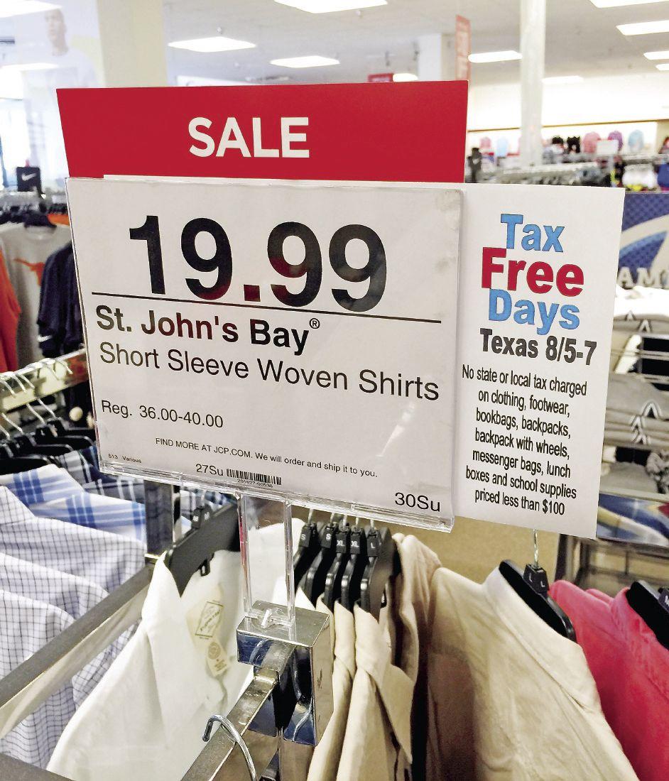 Shoppers Take Advantage Of Tax Free Weekend In Marshall News Marshallnewsmessenger Com