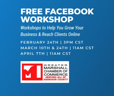Free Facebook Workshops