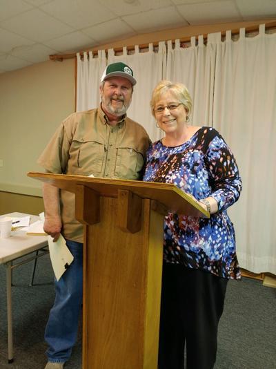 Woodlawn Community Center speaker