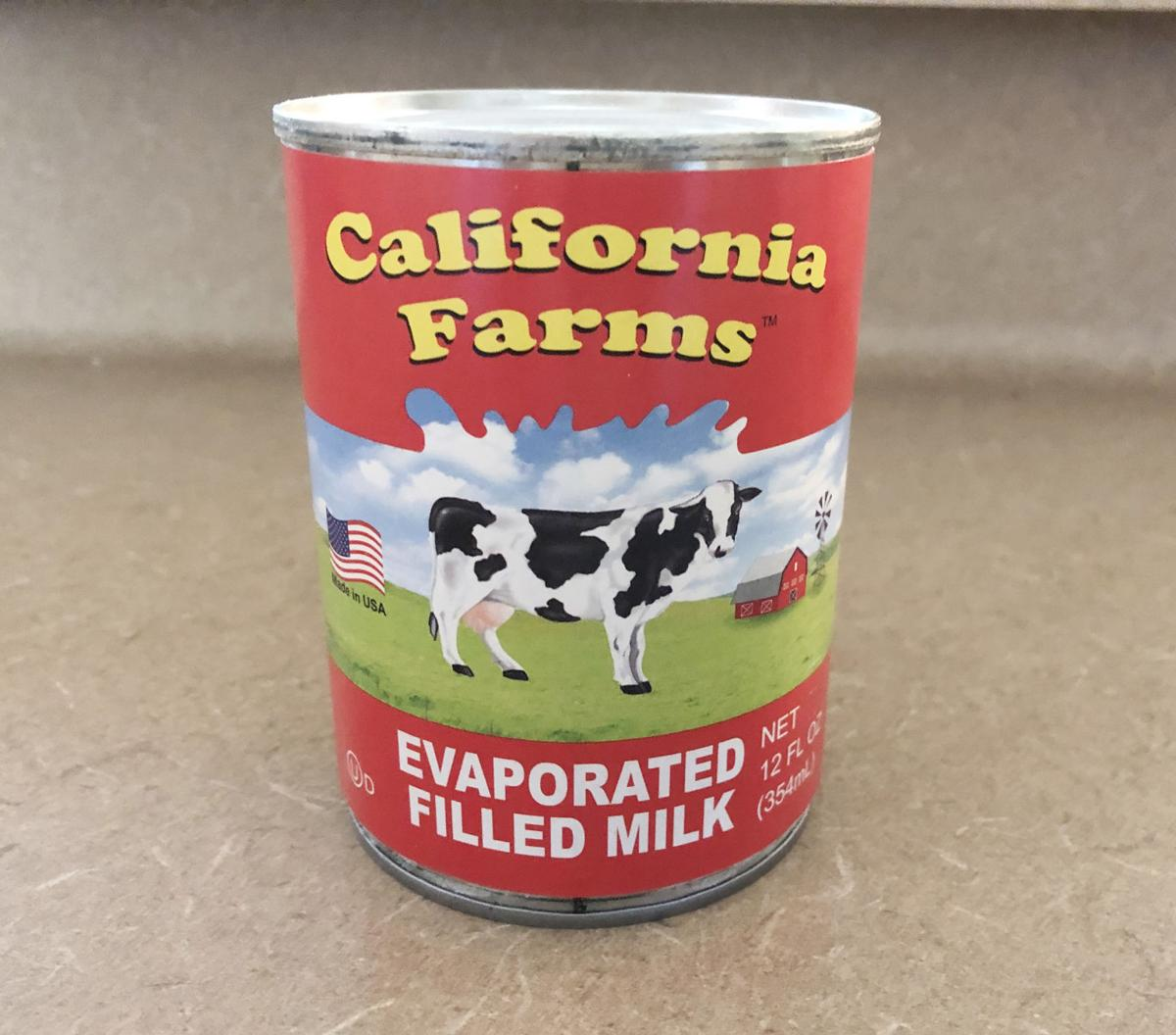 Moore Canned Milk